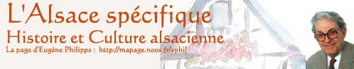Alsace Specificity
